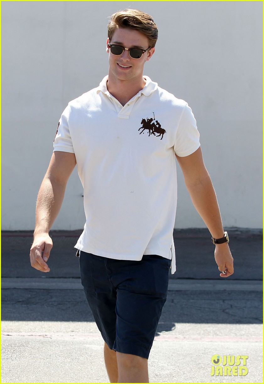 patrick schwarzenegger lunch with dad sylvester stallone 05
