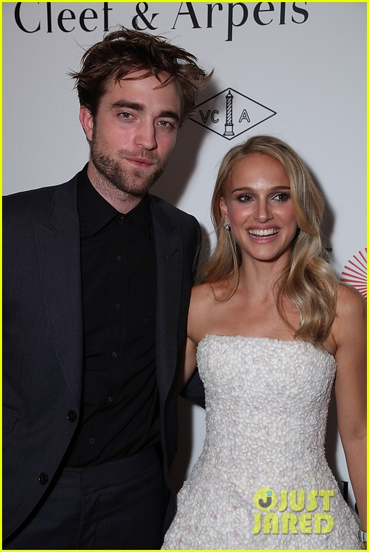 natalie portman robert pattinson la dance project opening night 11