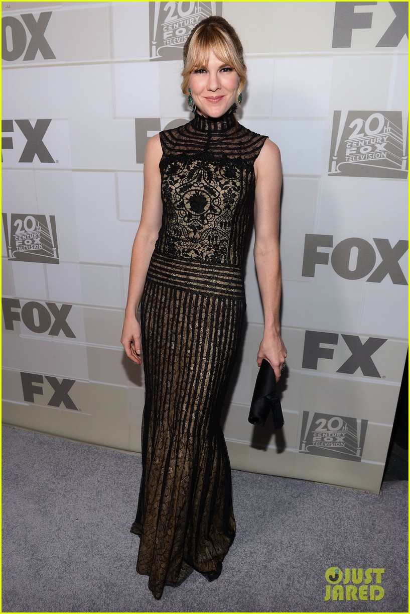 zachary quinto lily rabe fox emmys after party 05