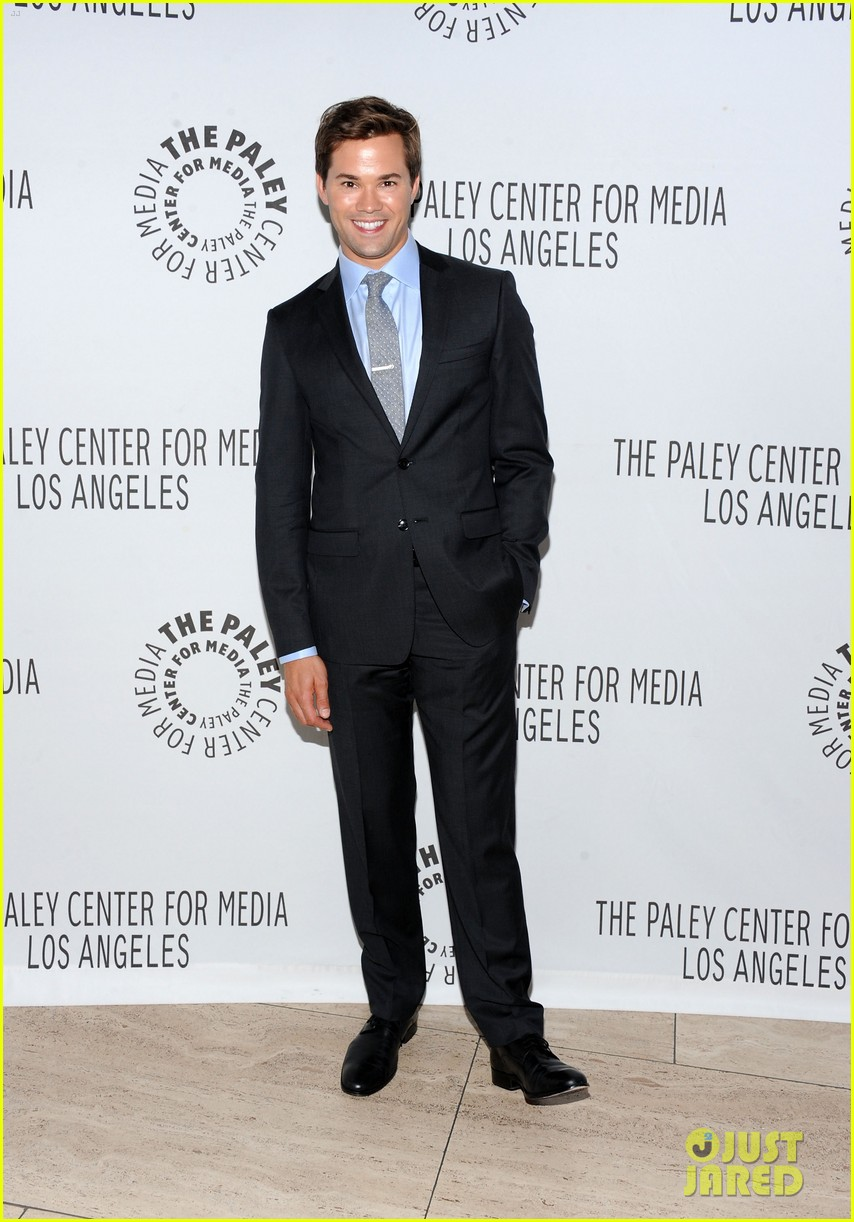 andrew rannells new normal paley center 01