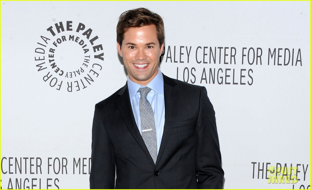 andrew rannells new normal paley center 042715445