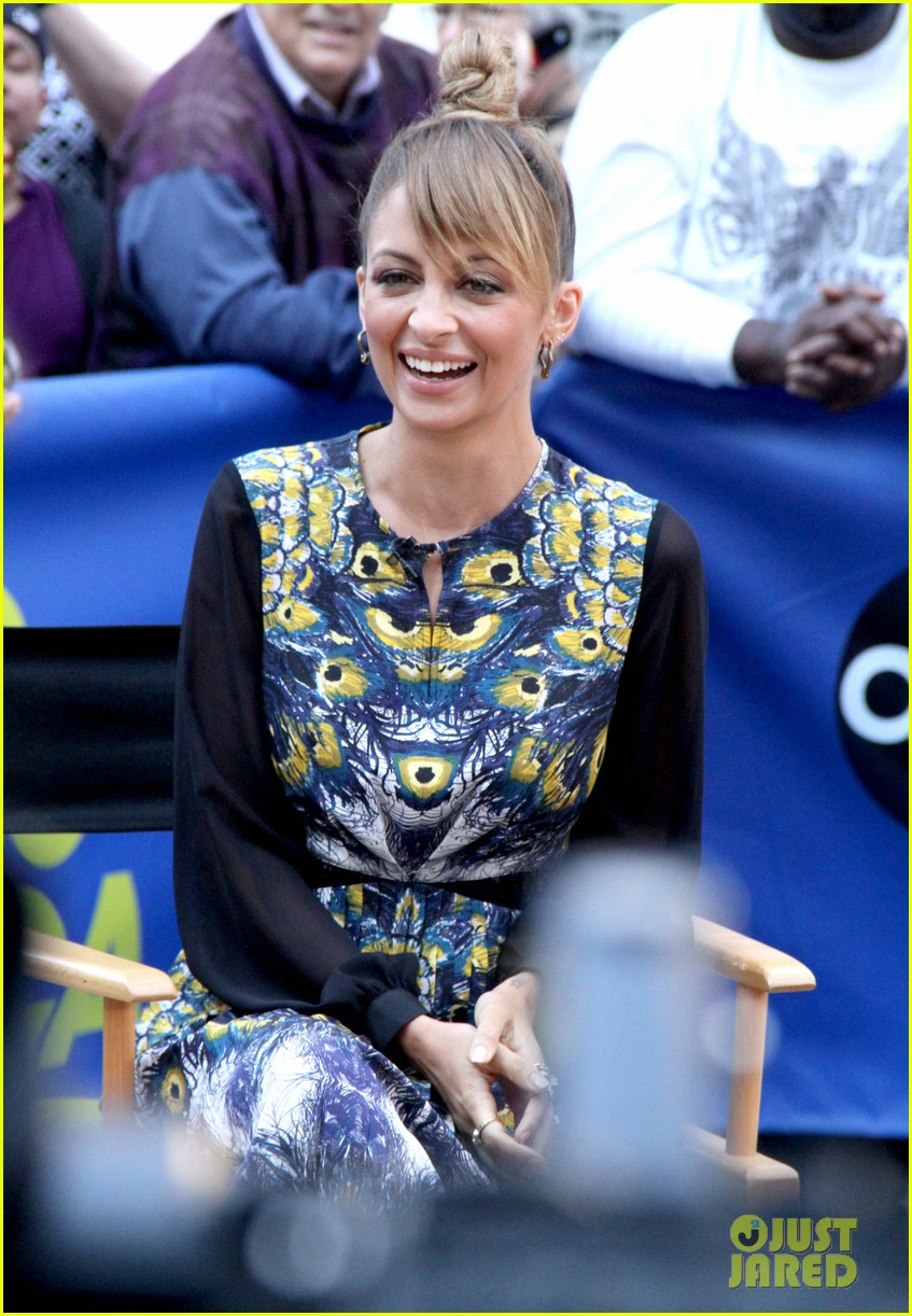 nicole richie new york city appearances 042721034