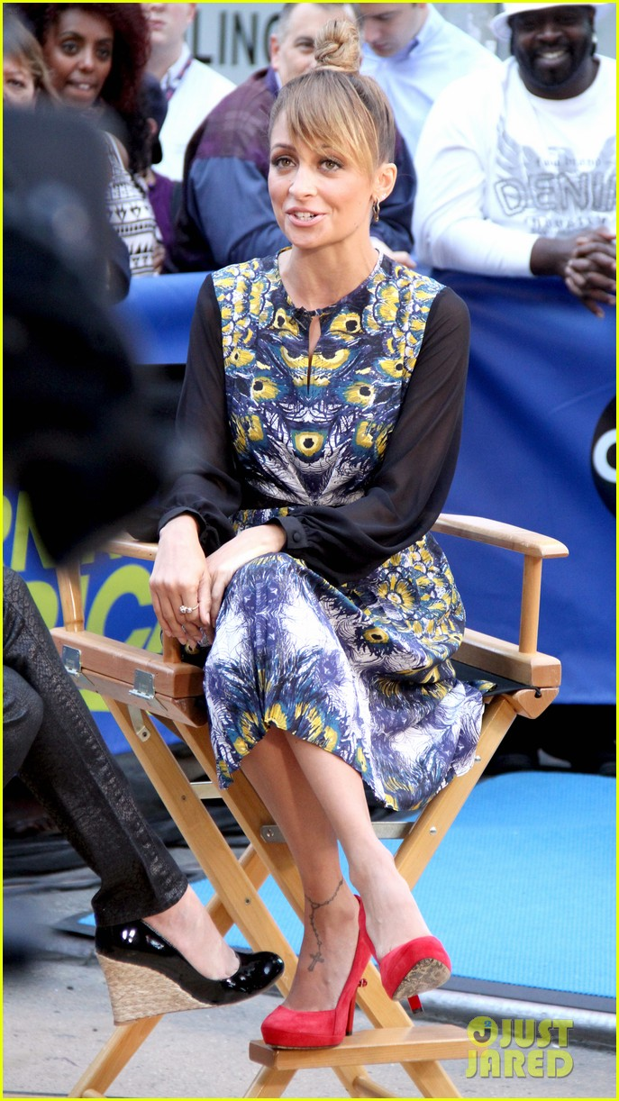 nicole richie new york city appearances 082721038