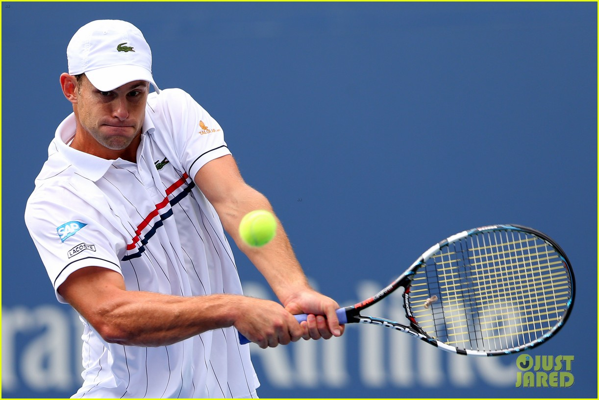 andy roddick plays final tennis match brooklyn decker cries 11