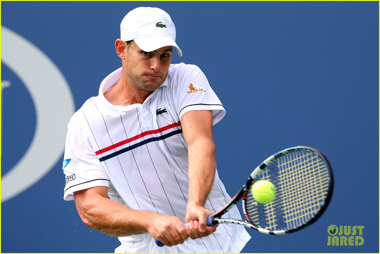 andy roddick plays final tennis match brooklyn decker cries 12
