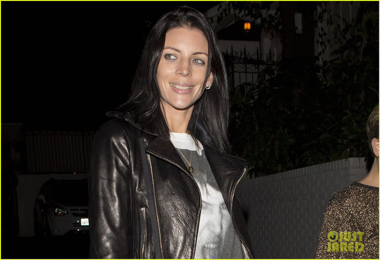 liberty ross chateau marmont leather lady 03