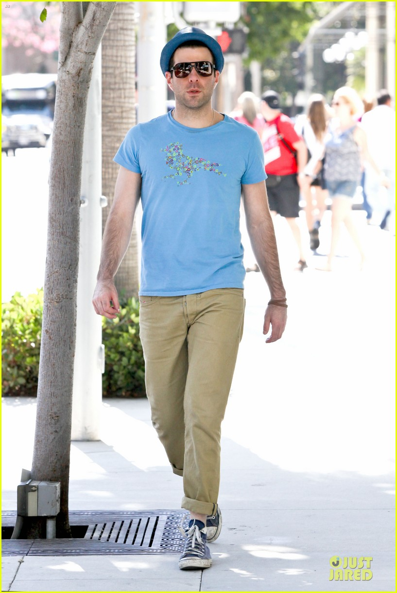 zachary quinto rodeo drive shopping 01