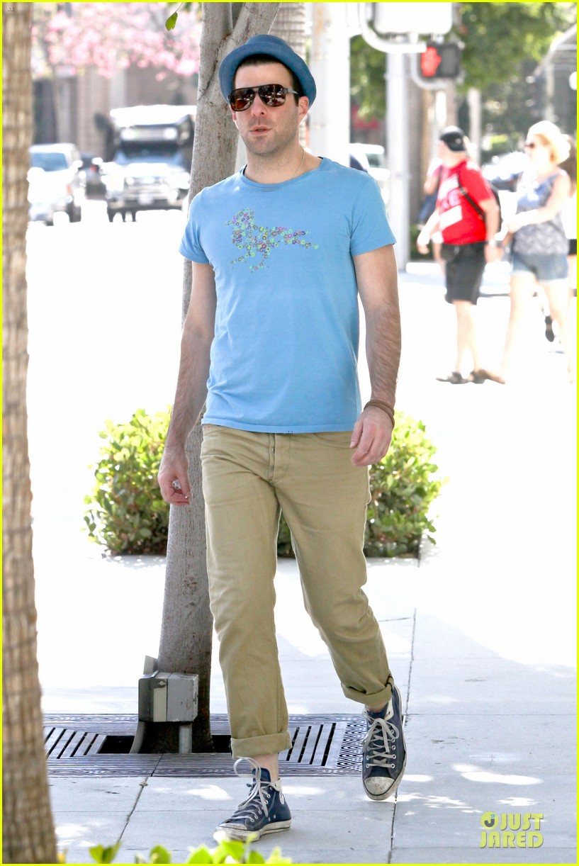 zachary quinto rodeo drive shopping 03