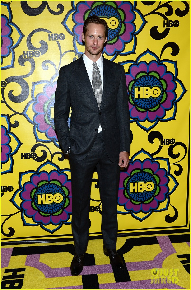 alexander skarsgard hbos emmys after party 05