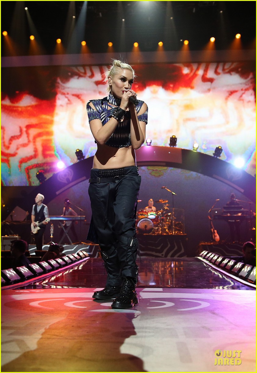 pink gwen stefani abs iheart radio festival collaboration 032726010