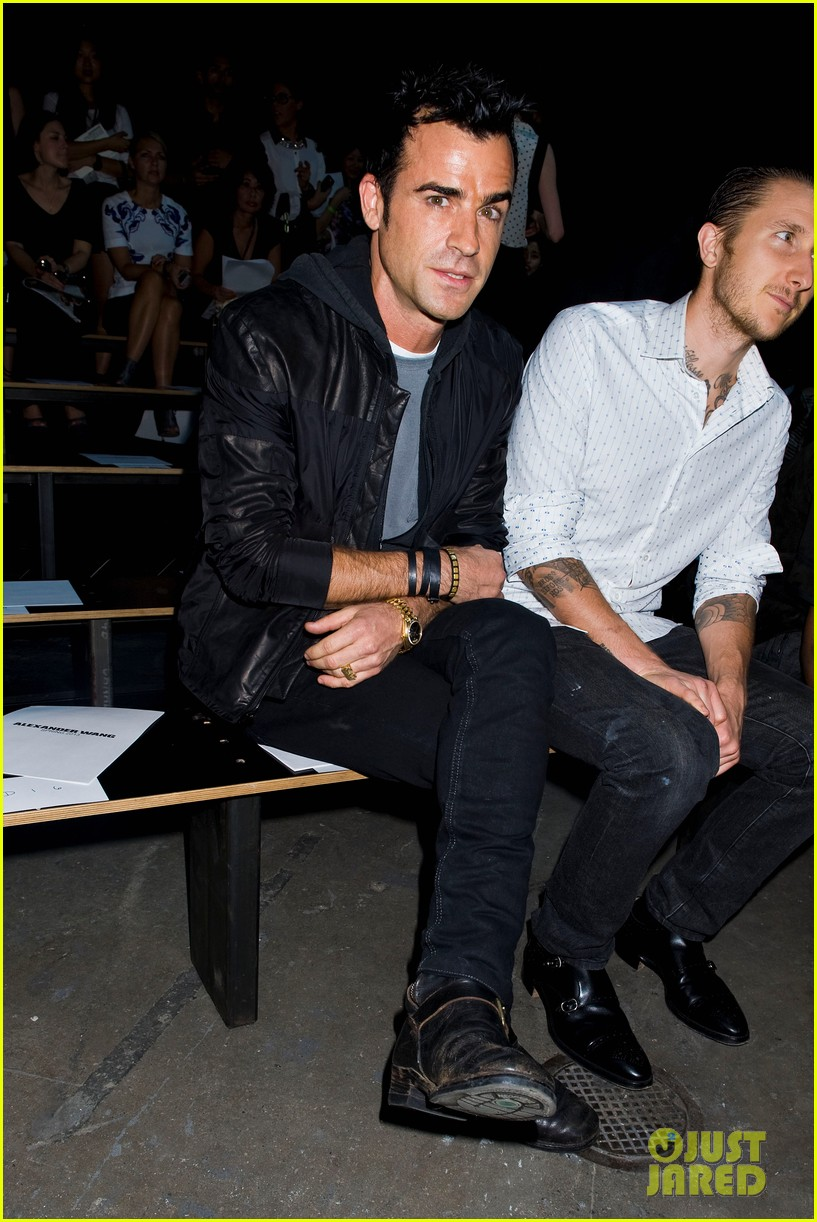 justin theroux alexander wang fashion show 03