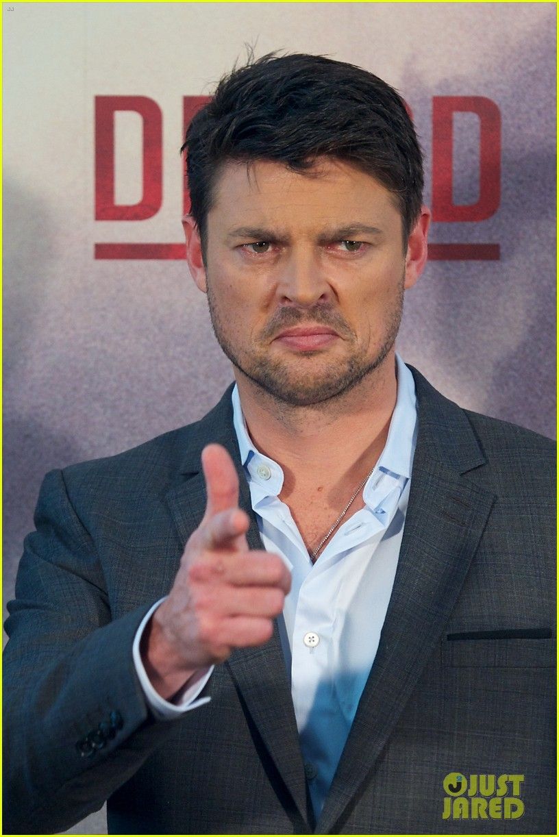 karl urban dredd photo call mens health uk feature 12