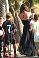 victoria beckham sons soccer game 59