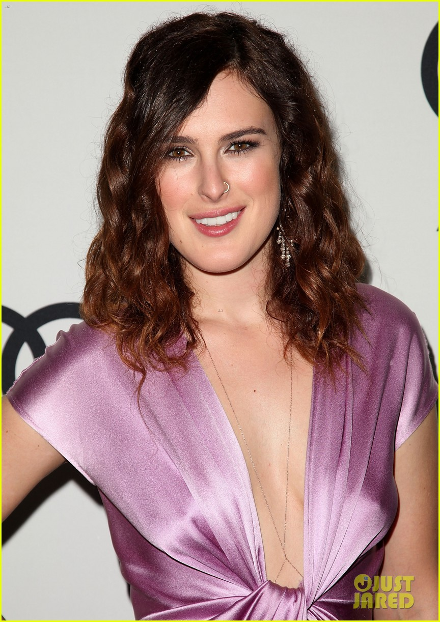 kate walsh rumer willis audi 2012 emmy awards party 20