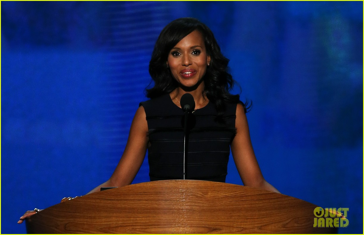 kerry washington speech democratic national convention 09