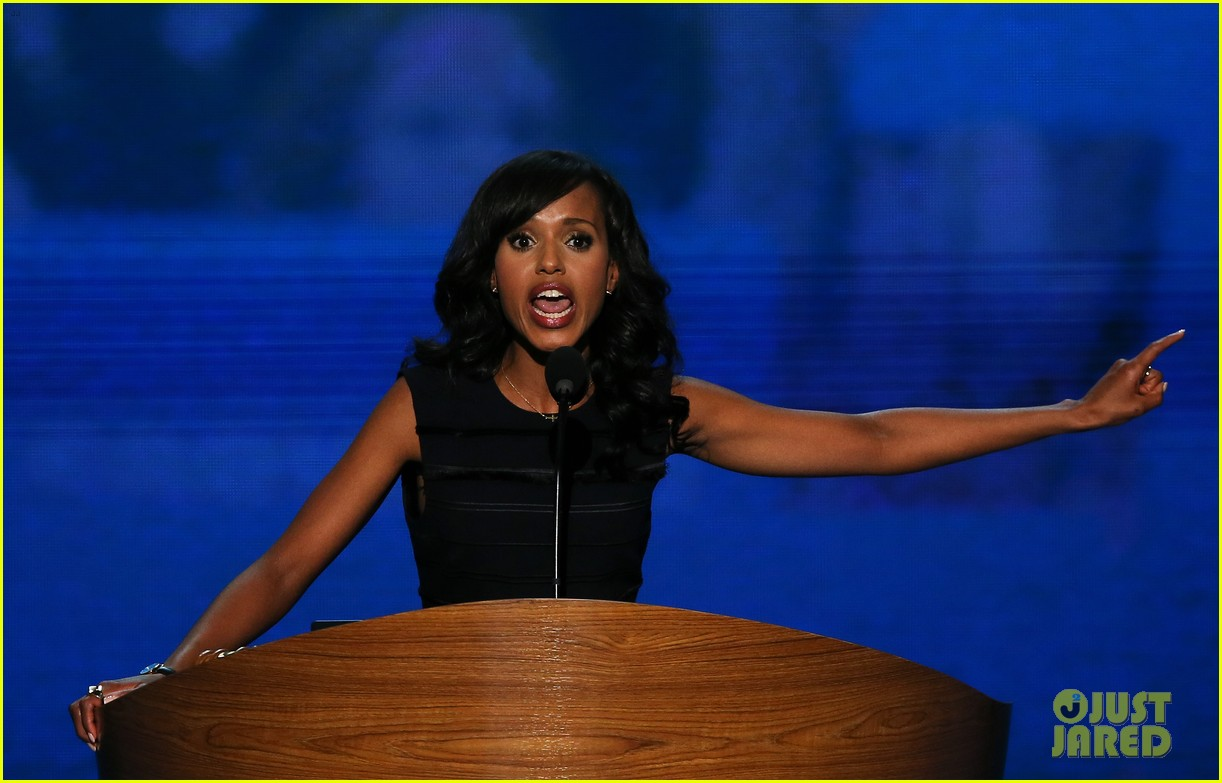 kerry washington speech democratic national convention 12