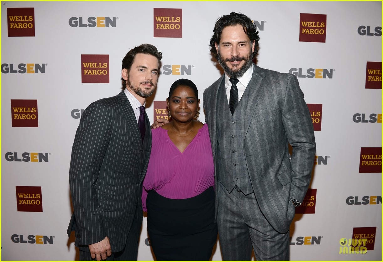 amy adams joe manganiello glsen awards 082733724