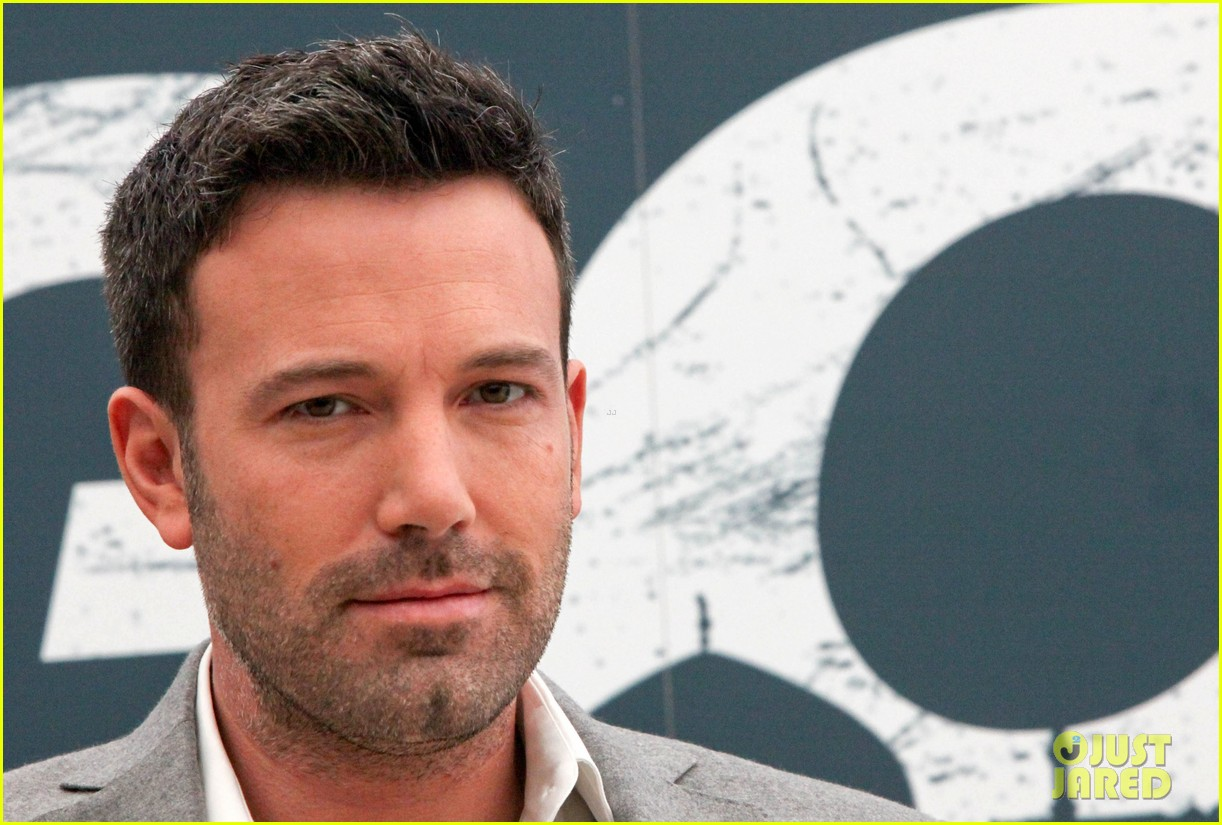 ben affleck argo rome photo call 08