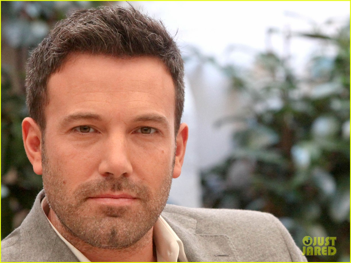 ben affleck argo rome photo call 15