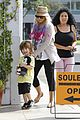 christina aguilera matthew rutler shopping with max 24