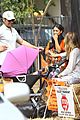 jessica alba cash warren pumpkin patch with the girls 25