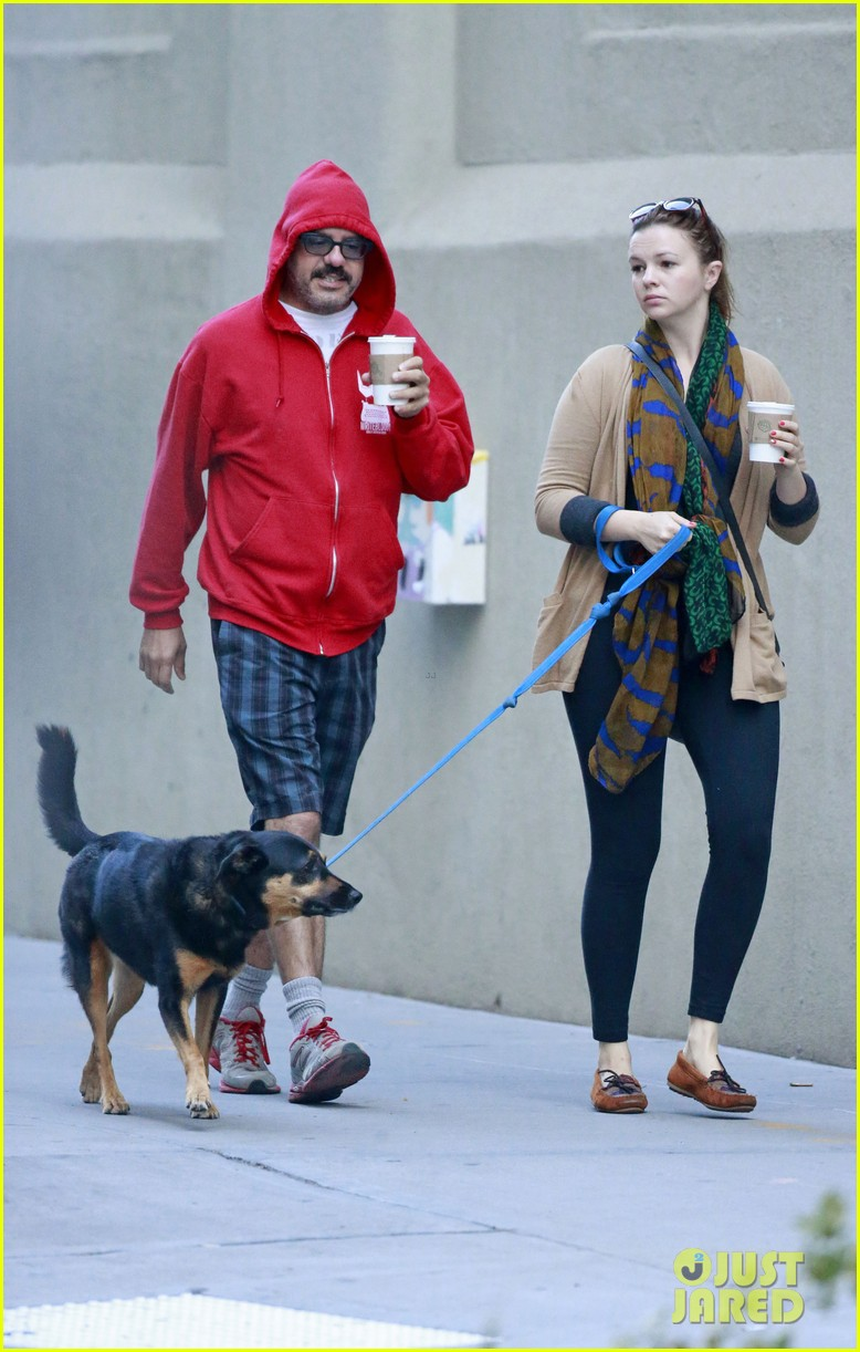 amber tamblyn david cross walk dog 012731576