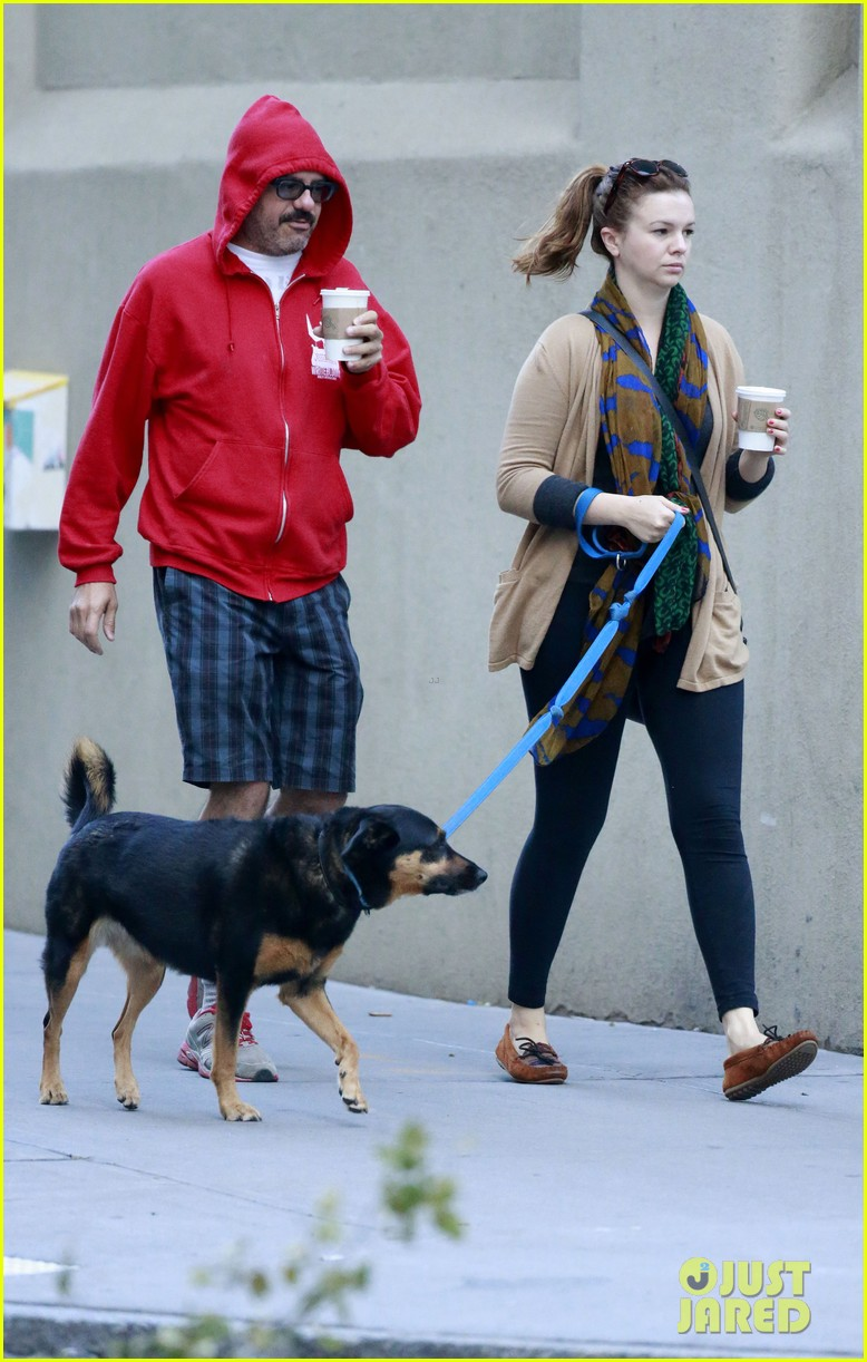 amber tamblyn david cross walk dog 04