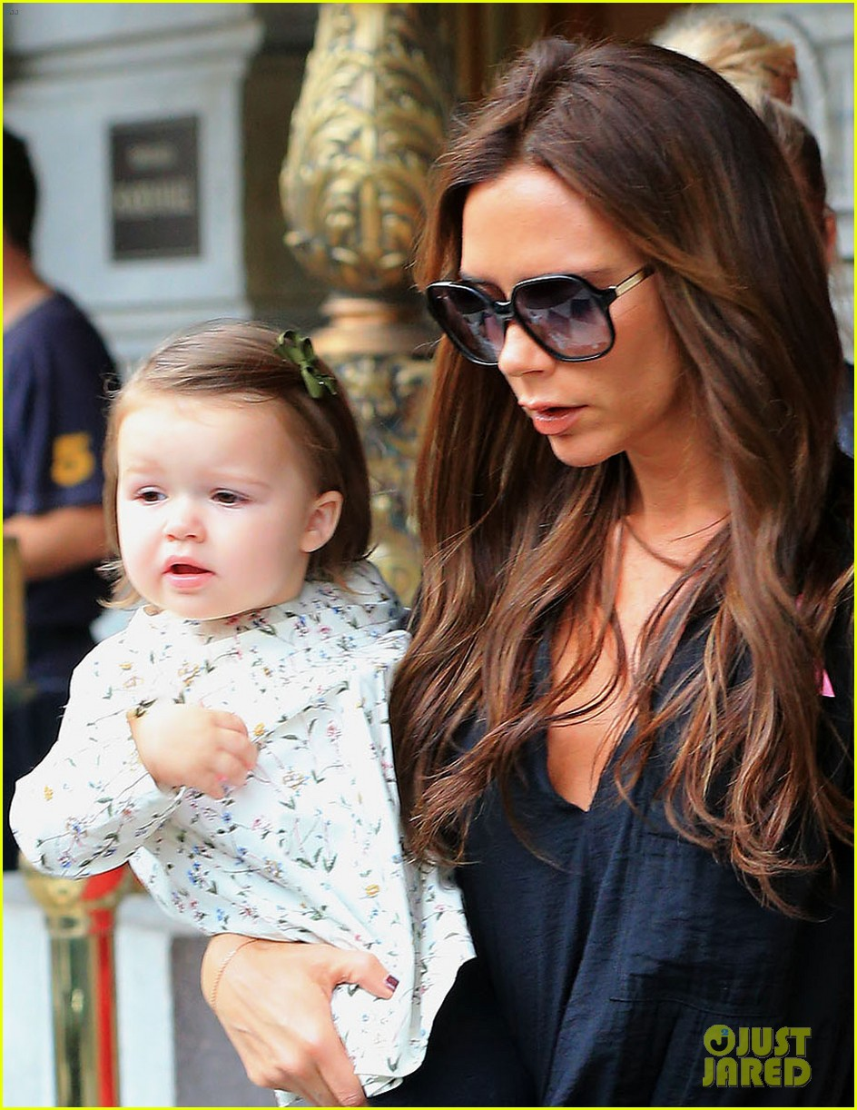 victoria beckham wont care if harper is a tomboy 042743473