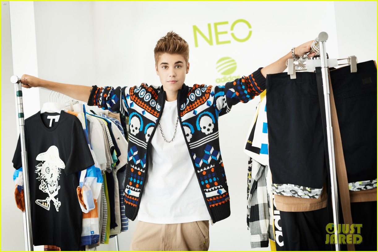 justin bieber adidas neo global style icon 022739215