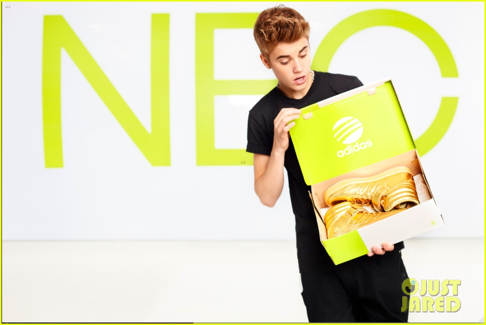 justin bieber adidas neo global style icon 03