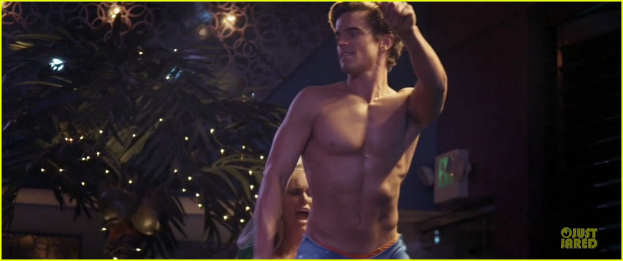 matt bomer magic mike ken doll striptease 05