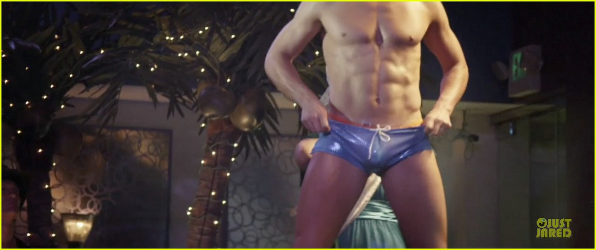 matt bomer magic mike ken doll striptease 112736156