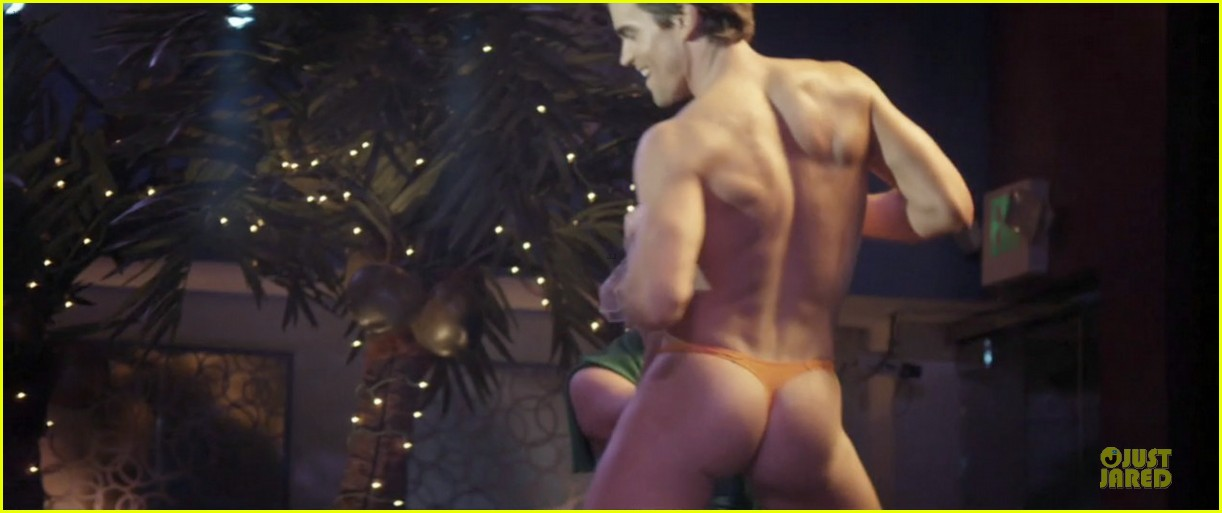 matt bomer magic mike ken doll striptease 15