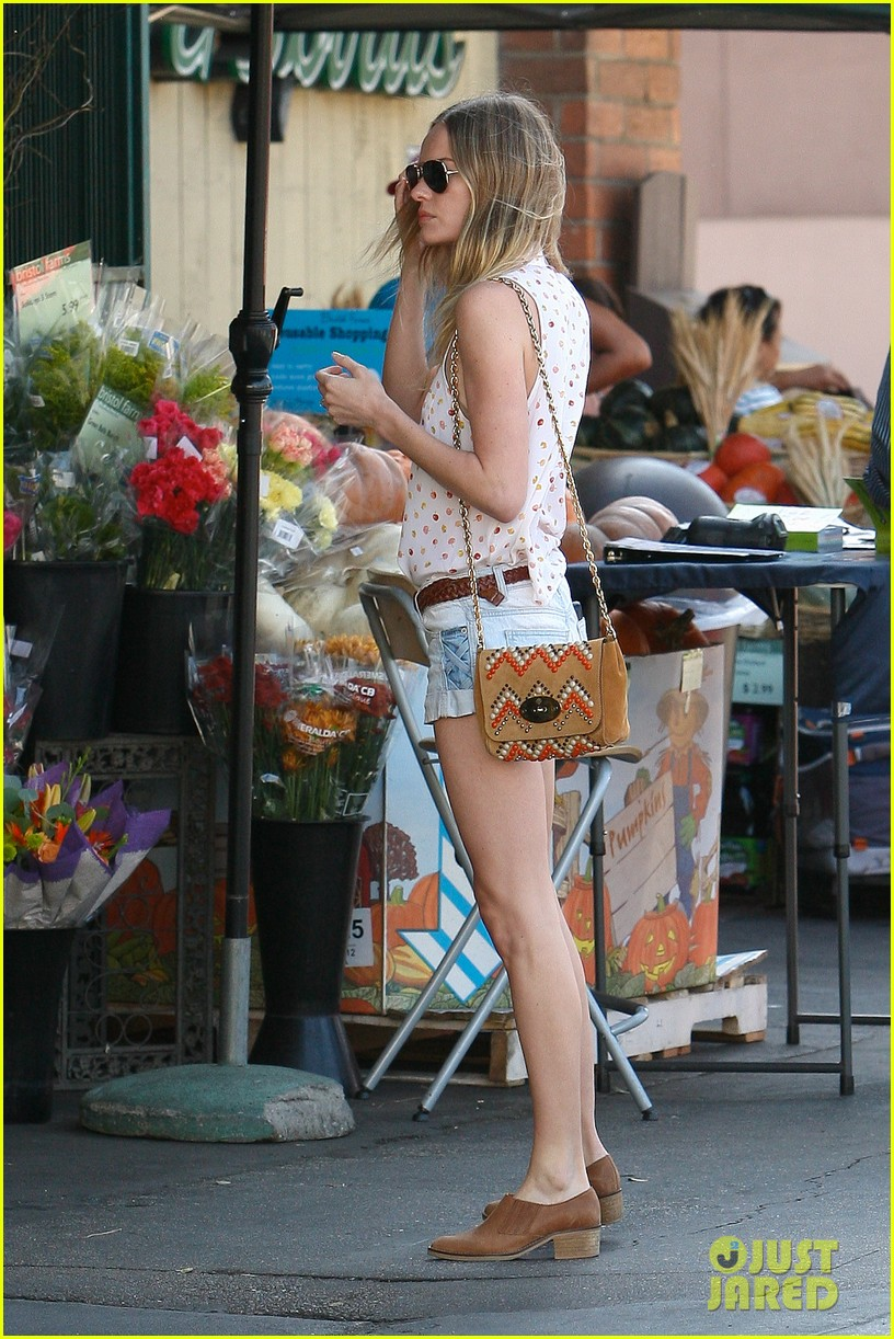 kate bosworth michael polish bristol farms market mates 08