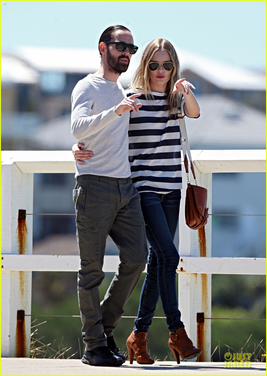 kate bosworth michael polish autralian sight seeing couple 012735727