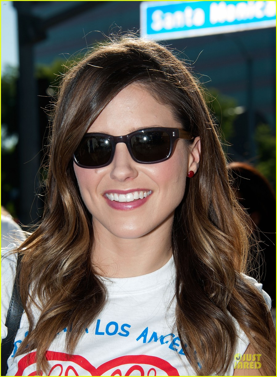 sophia bush christa b allen aids walk 15