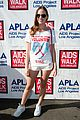 sophia bush christa b allen aids walk 03