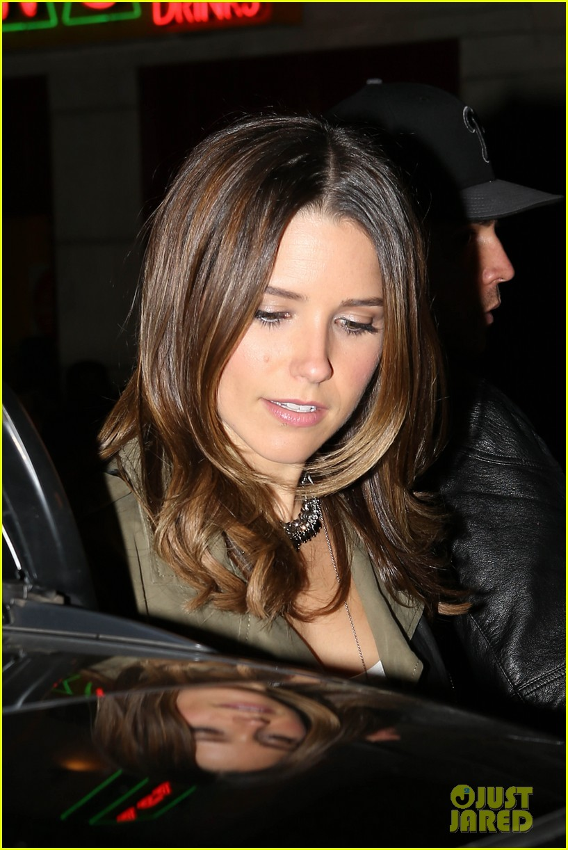 sophia bush prince sayers club concert 042745621