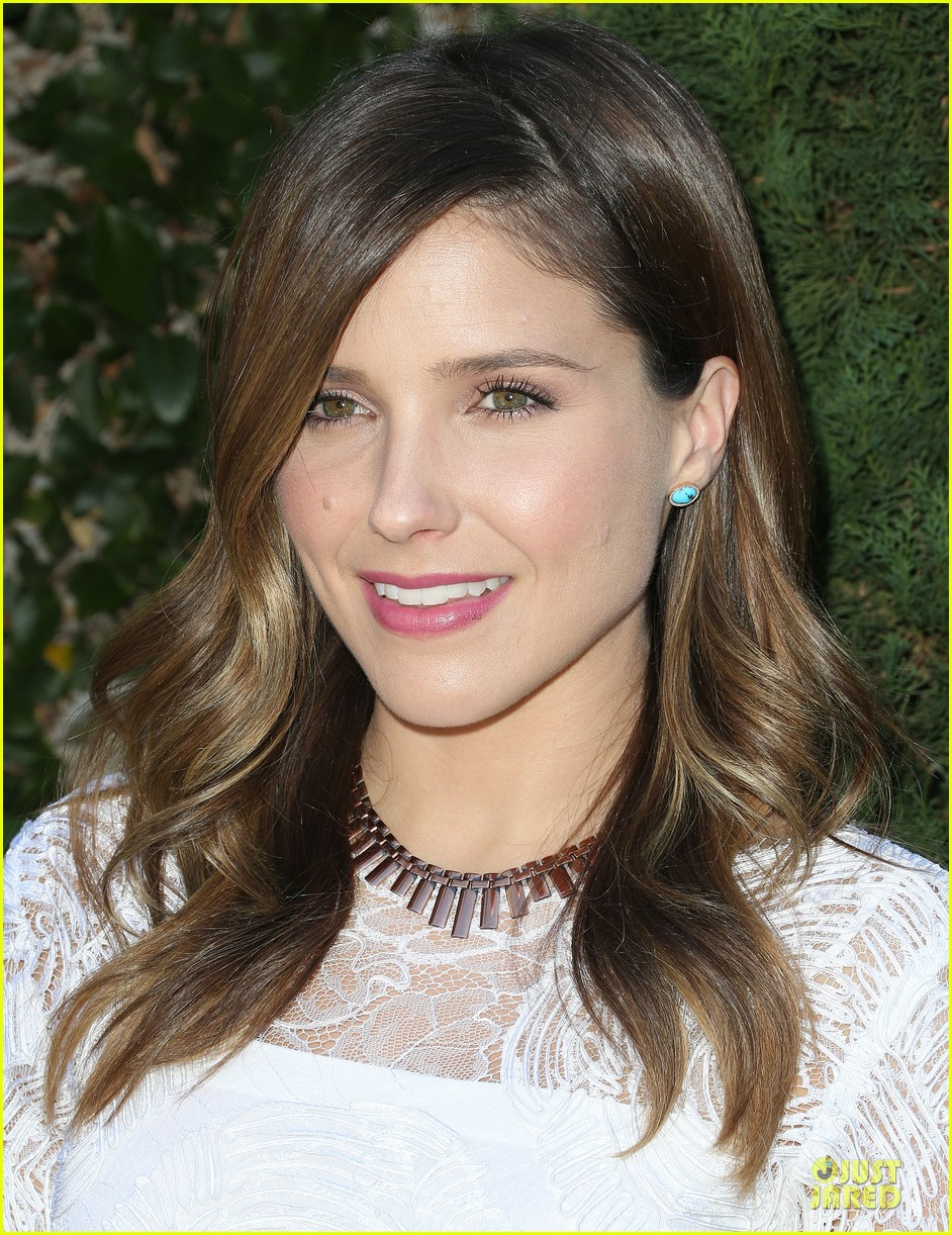 sophia bush viola davis rape center fundraiser 02