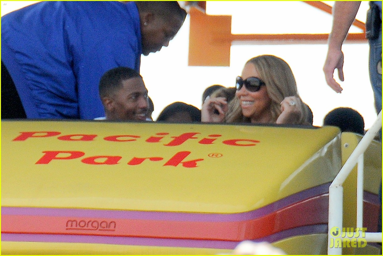 mariah carey nick cannon family day with dem babies 192734173