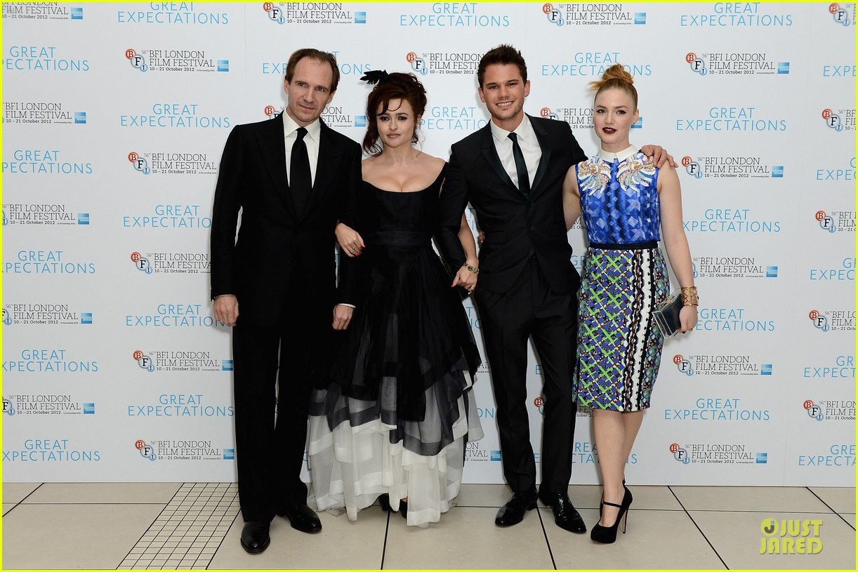 helena bonham carter jeremy irvine great expectations 202742153
