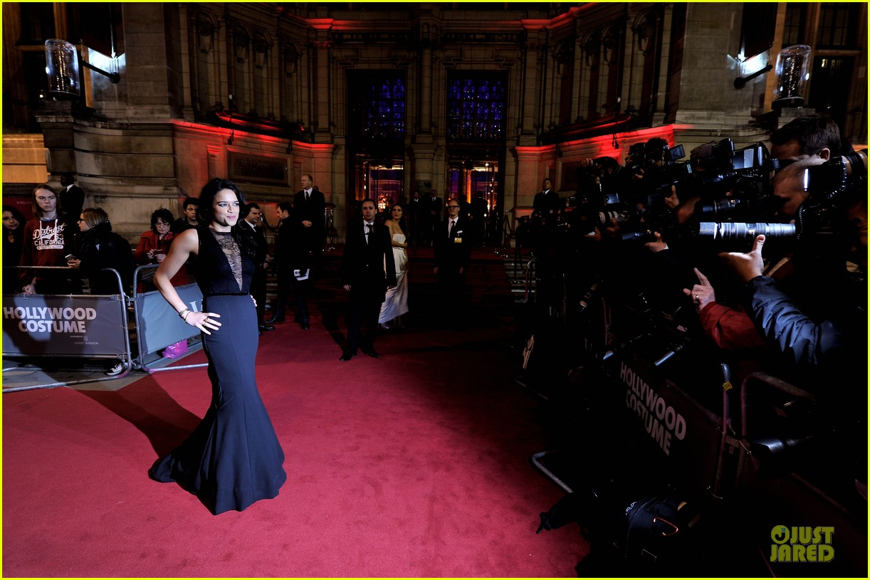 helena bonham carter michelle rodriguez hollywood costume exhibition 142739474