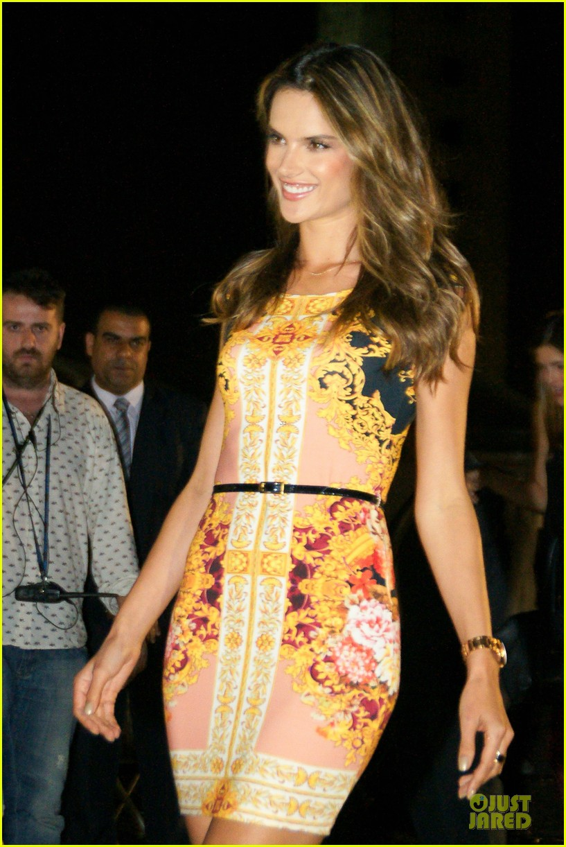alessandra ambrosio colcci spring fall 2013 collection model 122748717
