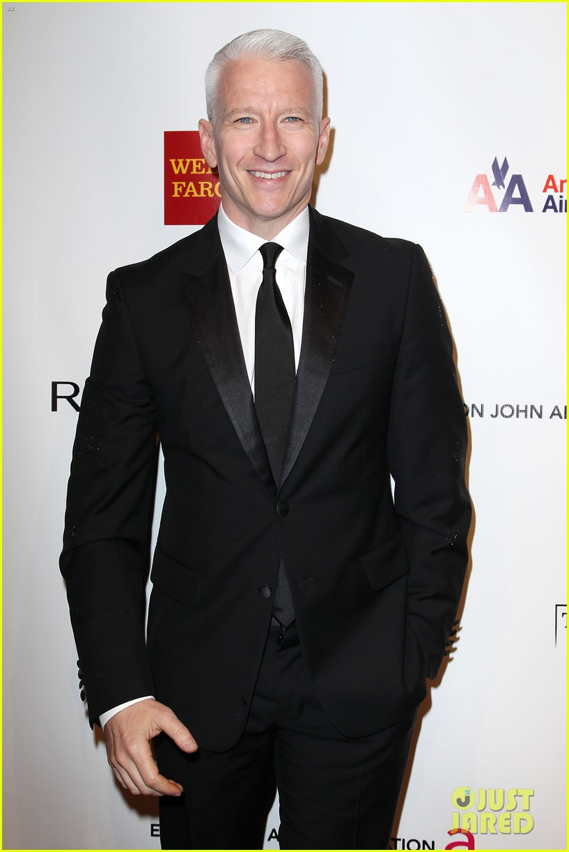 anderson cooper elton john aids foundation benefit 02