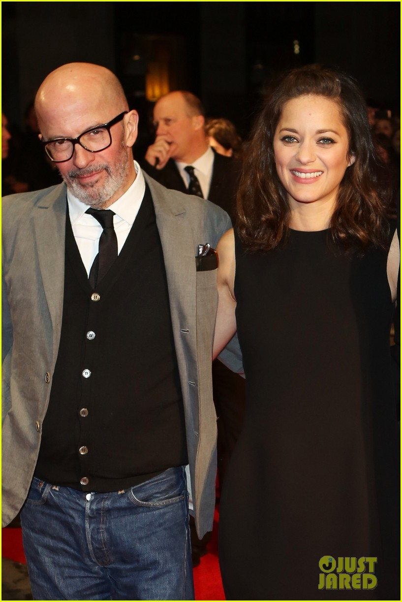 marion cotillard rust and bone london premiere 04