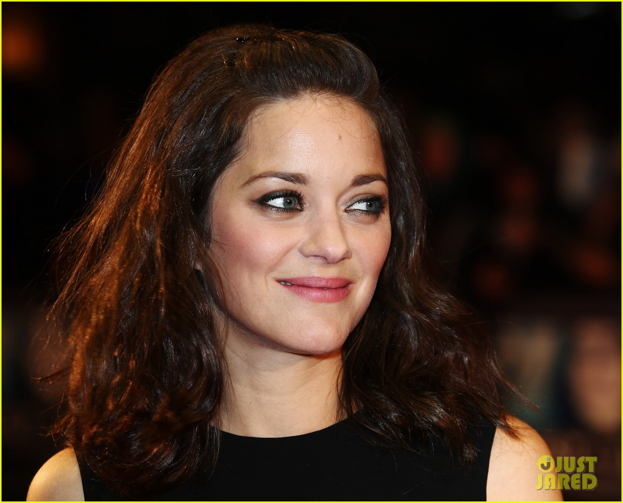 marion cotillard rust and bone london premiere 08