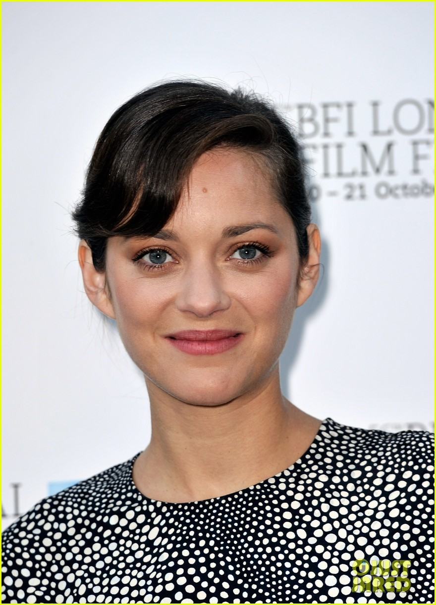 marion cotillard london film festival screen talk 02