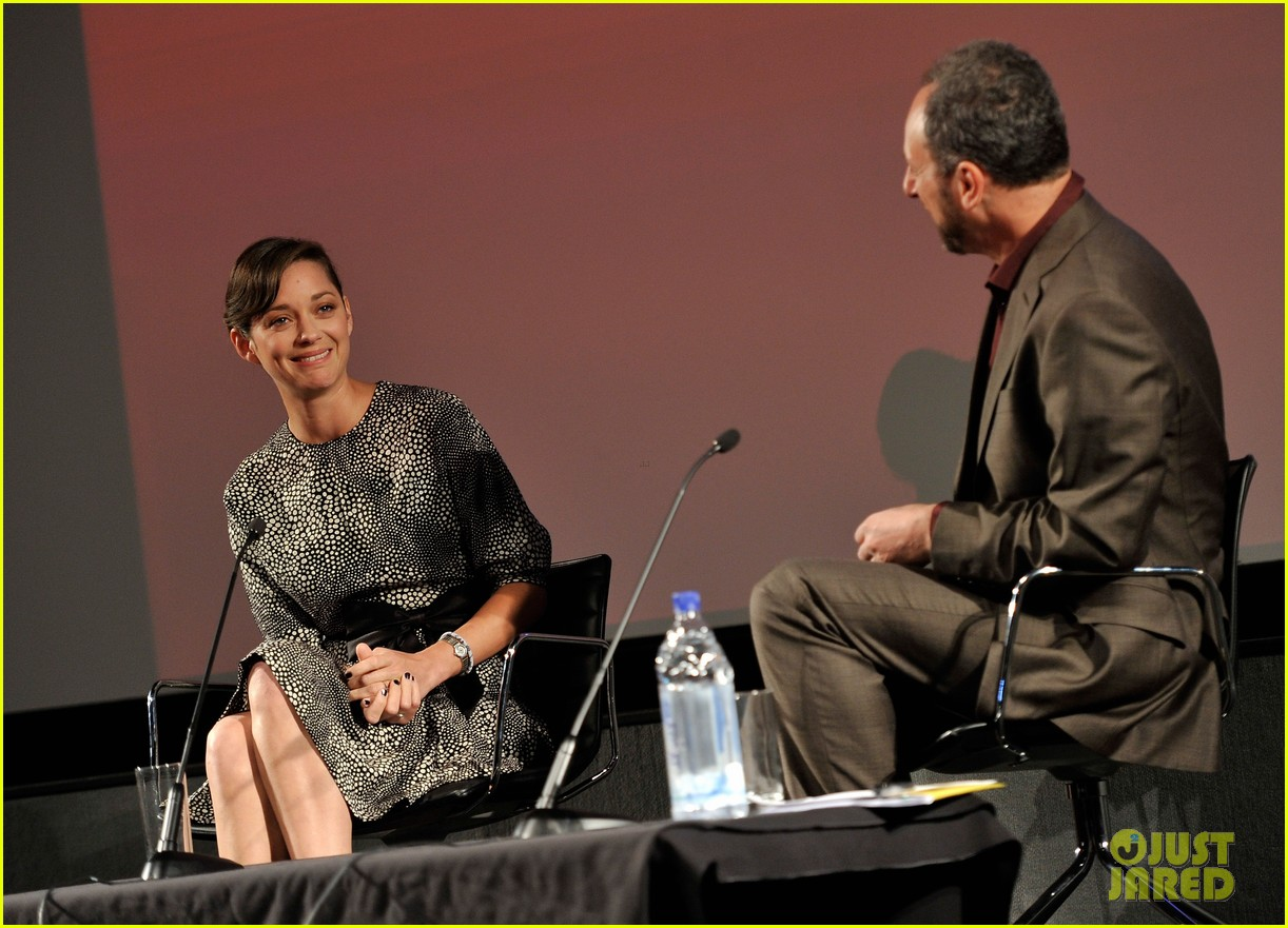 marion cotillard london film festival screen talk 04