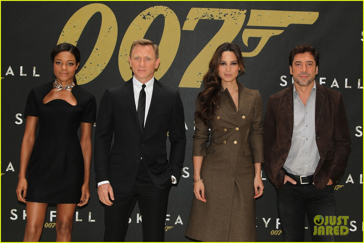 daniel craig skyfall photo call 062738556