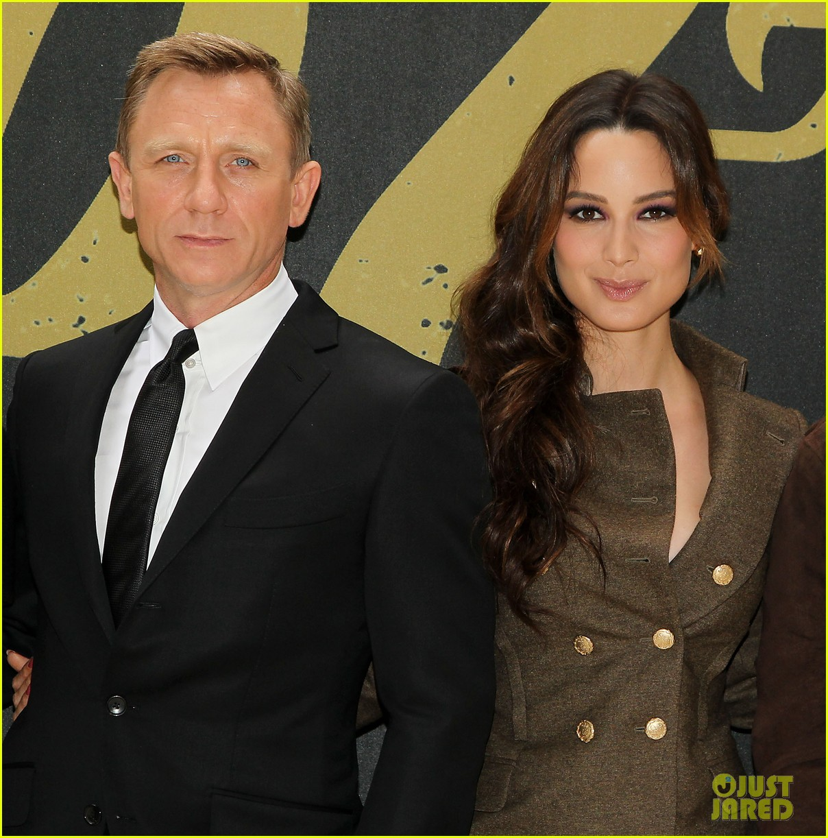 daniel craig skyfall photo call 132738563